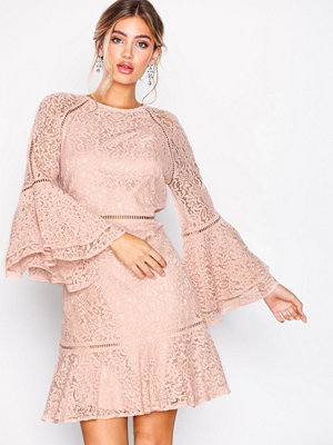 By Malina Ettie dress Dusty Pink