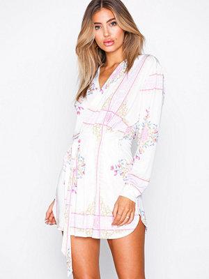 NLY One Resort Mini Wrap Dress