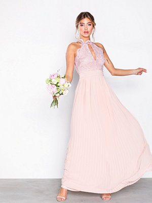 TFNC Madisson Maxi Dress Pearl Pink