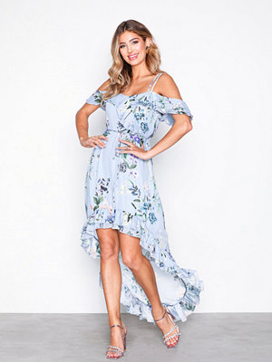 River Island SL Maxi Dress Light Blue