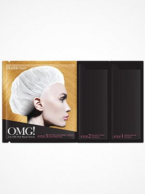 Hårprodukter - OMG! 3 in1 Kit Hair Repair System Transparent