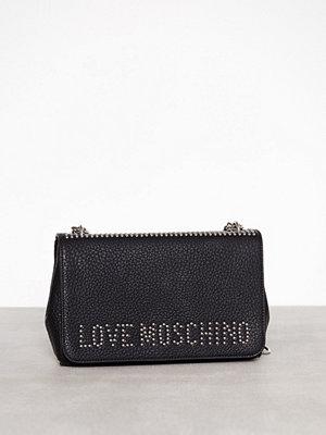Love Moschino JC4064PP16LS0 Svart axelväska