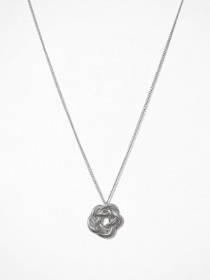 Pieces halsband Pcdeliah Necklace Pb Silver