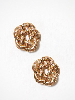 Pieces örhängen Pcdeliah Earrings Guld