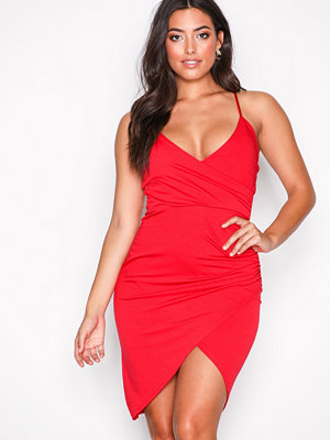 Sisters Point Nili Dress Red