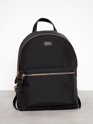 Lauren Ralph Lauren Medium Backpack Svart ryggsäck