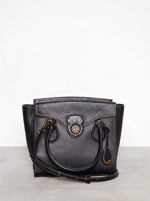 Handväskor - Lauren Ralph Lauren Medium Satchel