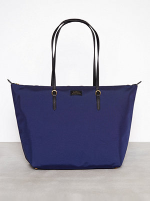 Lauren Ralph Lauren Medium Tote Navy