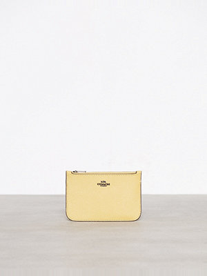 Coach Zip Card Case Gul