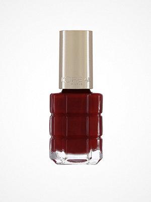 Naglar - L'Oréal Paris Color Riche Le Vernis A L'Huile Rouge Sauvage