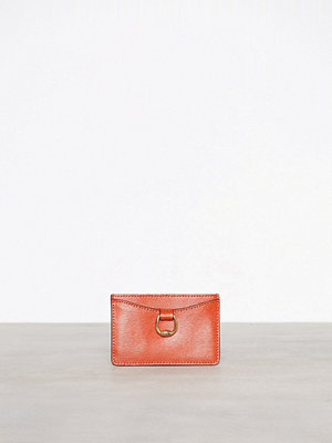 Lauren Ralph Lauren Mini Card Case Small Orange