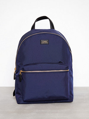 Lauren Ralph Lauren marinblå ryggsäck Medium Backpack