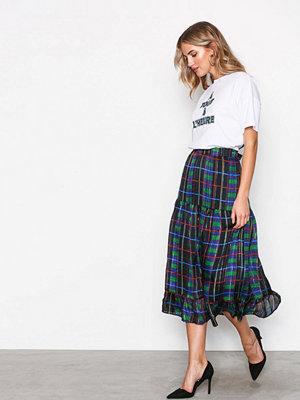 Gestuz Tilde skirt Check Pattern