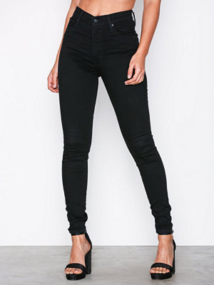 Levi's Mile High Super Skinny Black
