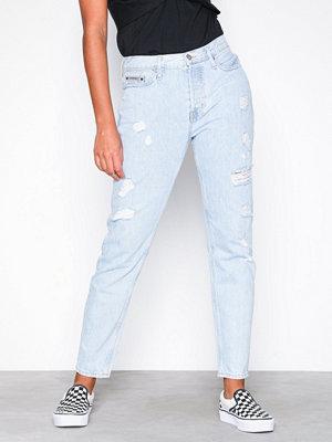 Calvin Klein Jeans Slim-Siouxie Blue DSTR