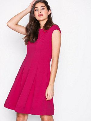 Lauren Ralph Lauren Fareeda Cap Sleeve Dress Pink