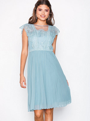 Chi Chi London Frida Dress Blue