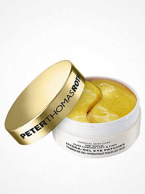 Ansikte - Peter Thomas Roth 24K Gold Pure Luxury Lift Firm Hydra Gel Eye Patches Transparent