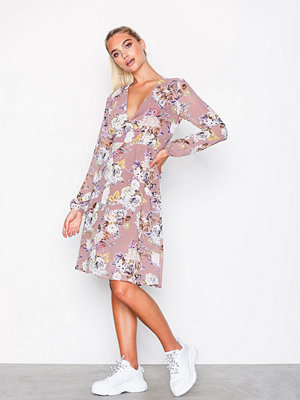 Sisters Point Gaul Dress Dusty Rose