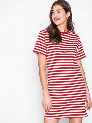 Polo Ralph Lauren T-Shirt Dress Red