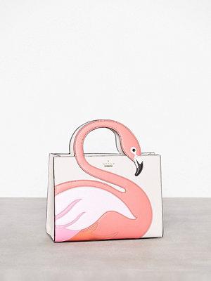 Handväskor - kate spade new york Flamingo Bone