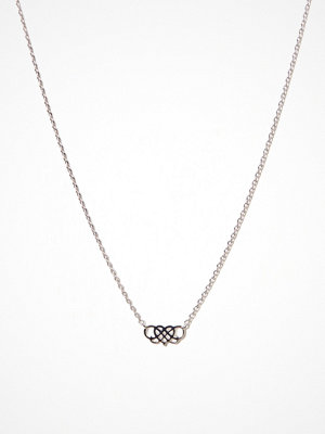 Lily and Rose halsband Lily Signature Necklace Silver
