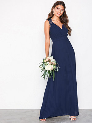 TFNC Della Maxi Dress Navy