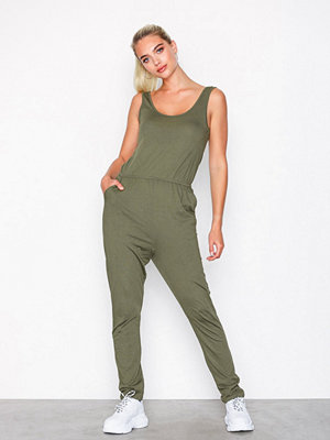 New Look Jersey Sleeveless Jumpsuit