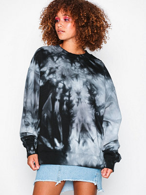 Topshop Tie Dye Sweat Multicolor
