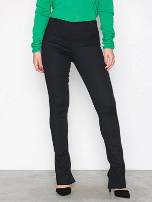 Samsøe & Samsøe svarta byxor Lily pants 9955 Black