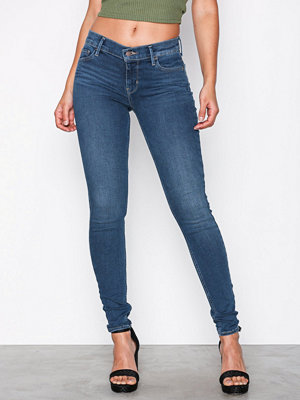Levi's Innovation Super Skinny P Indigo