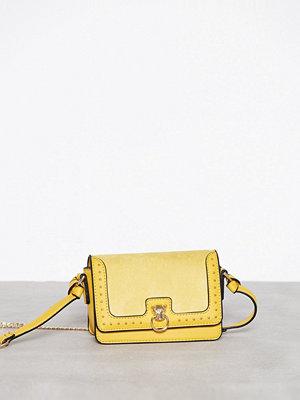 Topshop gul axelväska Panther Cross Body Bag Yellow