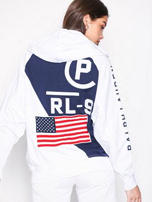 Polo Ralph Lauren Full Zip Knit White