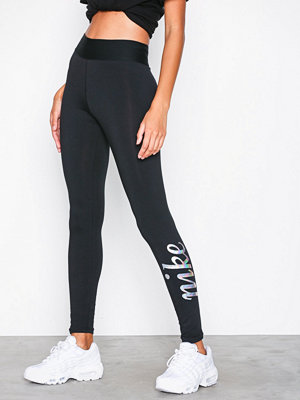 Nike NSW Metallic Leggings Svart