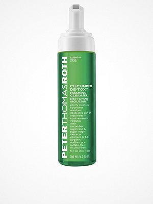 Peter Thomas Roth Cucumber Detox Foaming Cleanser 200ml Transparent