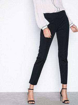 Lauren Ralph Lauren svarta byxor Keslina Skinny Pant Black