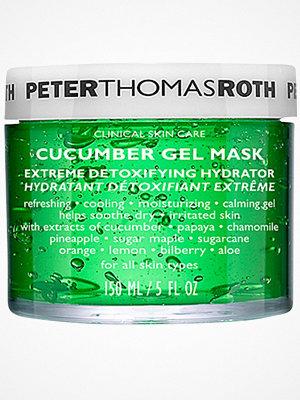 Ansikte - Peter Thomas Roth Cucumber Gel Mask Transparent