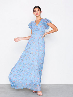 TFNC Elana Maxi Dress Print