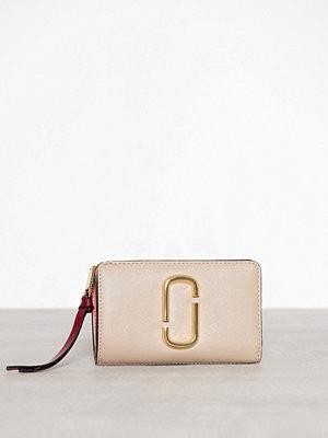 Plånböcker - Marc Jacobs Compact Wallet Slate