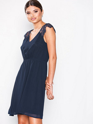 Sisters Point Gimle Dress Navy