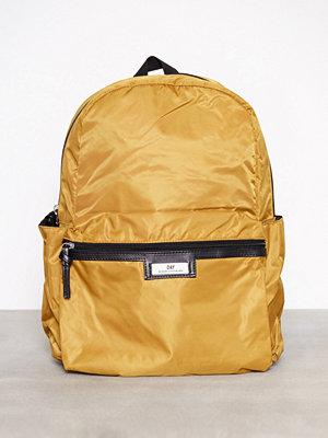 Day Birger et Mikkelsen gul ryggsäck Day Gweneth Pack B Dijon