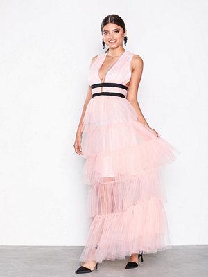 True Decadence Short Sleeve Frill Dress