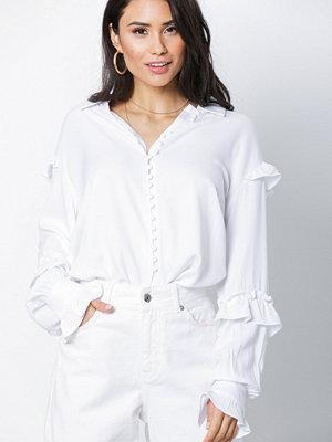 NORR Linda shirt Offwhite