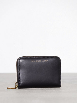 Polo Ralph Lauren Zip Wallet Small Svart