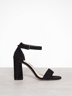 Bianco High Heel Sandal Svart