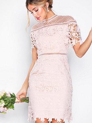 Chi Chi London Sassi Dress Pink