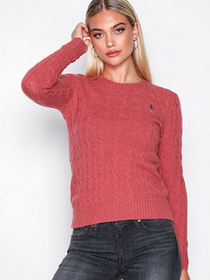 Polo Ralph Lauren Julianna Wool Sweater Slate