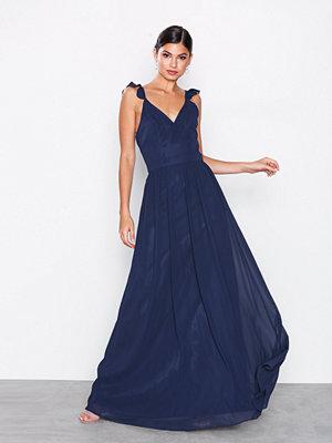 Chi Chi London Katrine Dress Navy