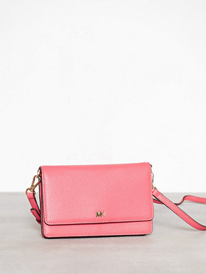 MICHAEL Michael Kors Crossbodies Phone Crossbody Rosa axelväska