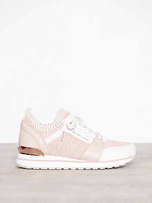 MICHAEL Michael Kors Billie Knit Trainer Rosa